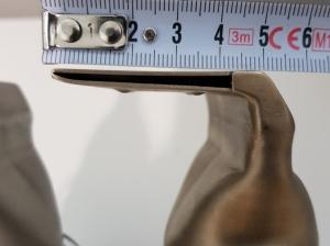 Duza metalica 40mm pt robot Forsthoff, cod 12910P2