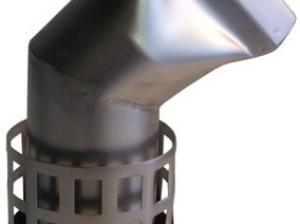 Duza metalica robot Forsthoff, latime suprapusa 20mm, cod 1116P2