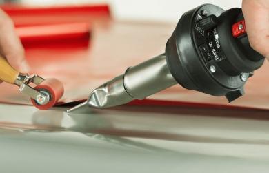 Aparate manuale de sudura cu aer cald - suflante industriale